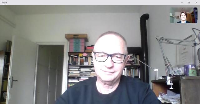Online készítettünk interjút Spiró György íróval