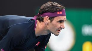 Roger Federer nem látja értelmét az edzésnek