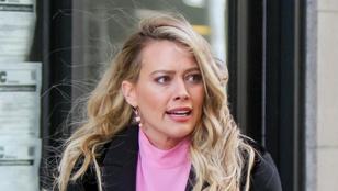 A szexkereskedelemmel vádolt Hilary Duff undorítónak tartja a róla szóló pletykákat