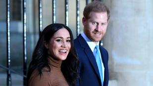 Több mint 18 milliárd forintot költött el Meghan Markle és Harry herceg az adófizetők pénzéből