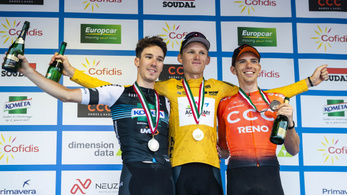 A címvédő csapata is indulni fog a Tour de Hongrie-n