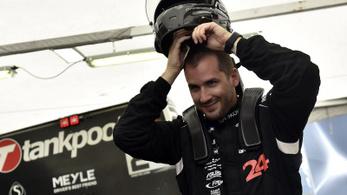Újra magyar kamionnal versenyez a kétszeres Eb-győztes Kiss Norbert