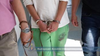 Letartóztatták a Deák téri késeléssel gyanúsított fiatalokat