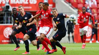 Gálázott Gulácsi csapata, öt góllal verték a Mainzot