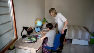 Horvátországban az alsósok 2 százaléka tért vissza az iskolába