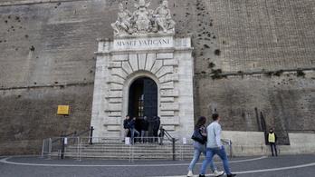Június 1-től újranyílik a Vatikáni Múzeum