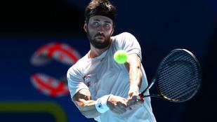 Rátámadt volt feleségére a legjobb grúz teniszező