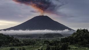 El lehet futni egy vulkánkitörés elől?