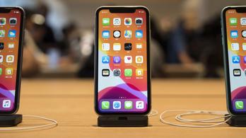 Megint feltörhető lett az iPhone