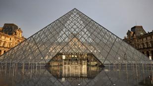Több mint tízmillió virtuális látogatója volt a Louvre-nak