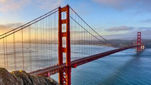 Ilyet se láttál még: olcsóbban épült meg az új híd a tervezettnél