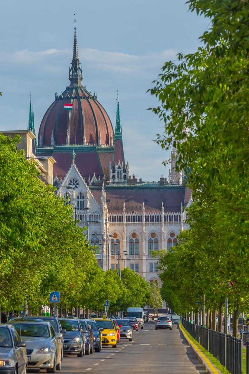 budapest-forgalom