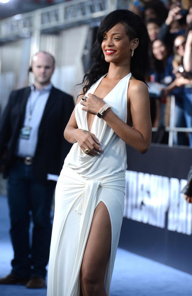 Az albumok letudva, most jöhetnek a filmek, merthogy Rihanna színésznőként is kipróbálta magát