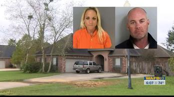 Erről a seriffhelyettes-tanárnő házaspárról senki nem gondolta, hogy szexuális bűnözők