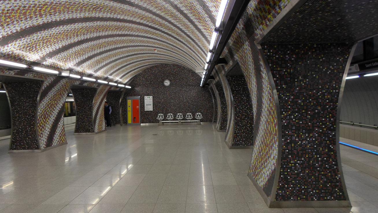 szent gellért tér metróállomás