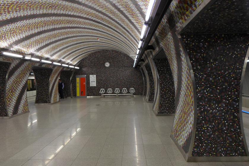 Ez a magyar megálló is bekerült a világ 10 legszebb metróállomása közé: íme, a turisták kedvencei