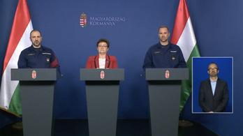 Ismét nyitva a határ a szerb és a magyar állampolgárok előtt - az operatív törzs május 25-i tájékoztatója