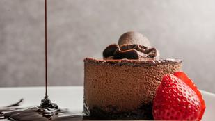 Toblerone mousse – 4 összetevőből kezdőként is könnyen összedobod