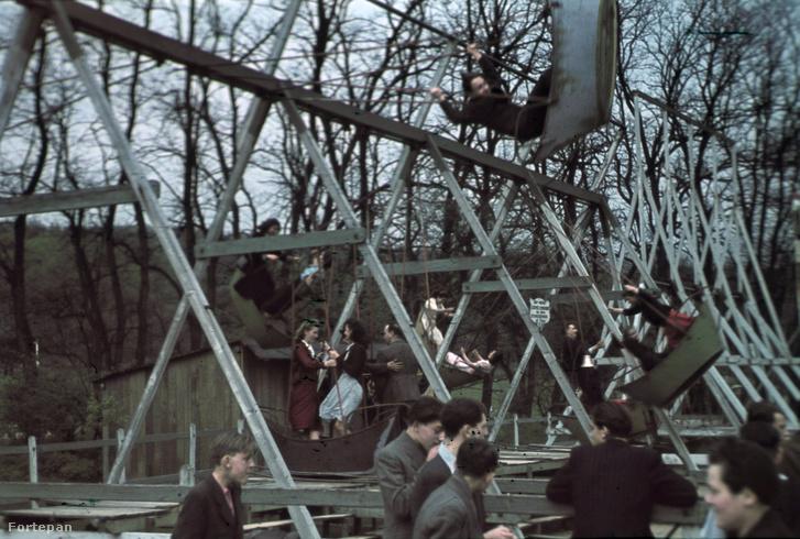 Hűvösvölgyi Nagyrét (1941)