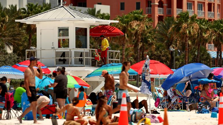 Hogy úszta meg Florida az összeomlást?