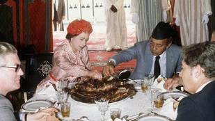 Ezek az ételek vannak tiltólistán II. Erzsébetnél