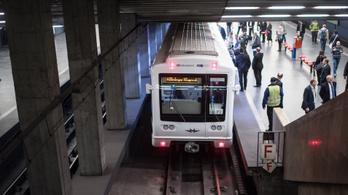 Megjöttek az orosz szerelők a 3-as metróhoz