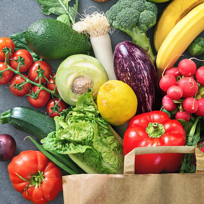 Intézd a piaci bevásárlást otthonról - Friss és zamatos zöldség, gyümölcs rendelése