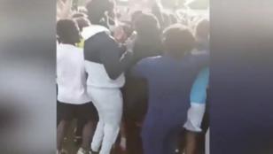 Négyszáz ember verődött össze egy amatőr meccsen Franciaországban