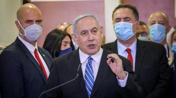 Hiába a nemzetközi ellenállás, Netanjahu átszabná a Közel-Kelet térképét