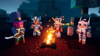 A Minecraft Dungeons nagy lépés a felnőttkor felé