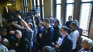 Strasbourg: Kövér László megsértette a sajtószabadságot