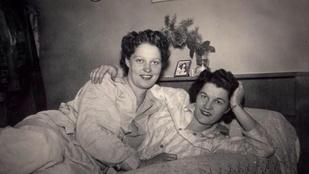 Két nő, akik 65 évig titkolták, hogy egy párt alkotnak