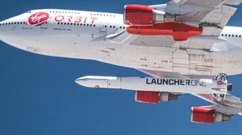 Lezuhant a Virgin Orbit rakétája