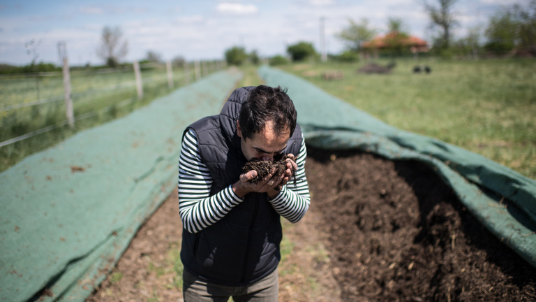 Mit tanulhat egy magyar gazda az amazóniai indiánoktól?
