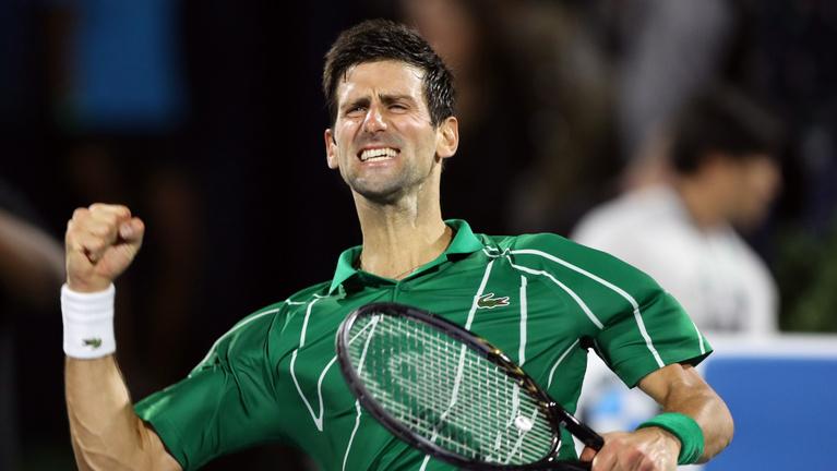 Saját teniszpályája volt az üdülőnek, ahol Djokovic a karantént töltötte