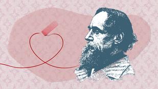 A viszony, amit Charles Dickens el akart titkolni a világ elől