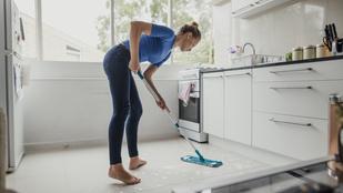 Így tisztítsd jól a különféle padlótípusokat