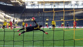 A Bayern megszerezte a 200. bajnoki gólját a Borussia Dortmund ellen