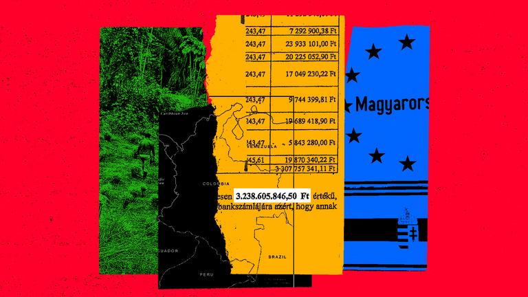 18 milliárd forintnyi kolumbiai kokainpénzt mostak át magyarok