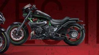 Egy powercruiser lehet a következő kompresszoros Kawasaki