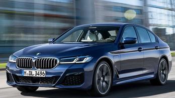 Máshogy tekint ránk az új 5-ös és 6-os BMW