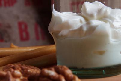 Selymes görög joghurt házilag – Finomabb, mintha készen vennéd
