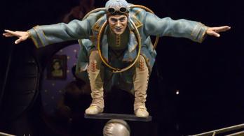 Kétszázmillió dollár támogatást kap a Cirque du Soleil Kanadától