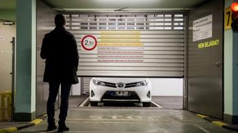 A garázsok és parkolóhelyek árát is átírta a járvány