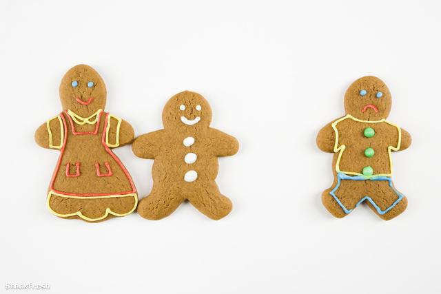 stockfresh 32512 gingerbread-cookies sizeM