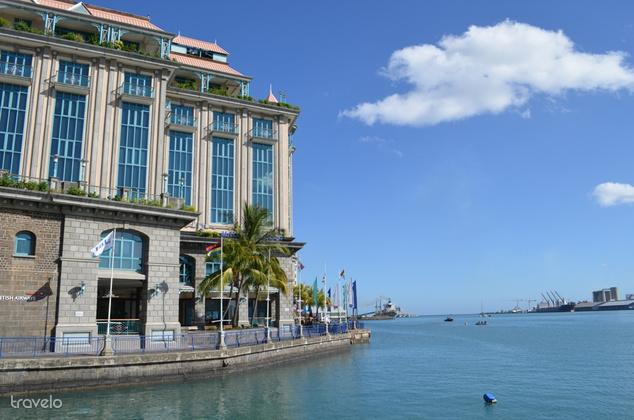 A fővárosi kikötő szebbik oldala