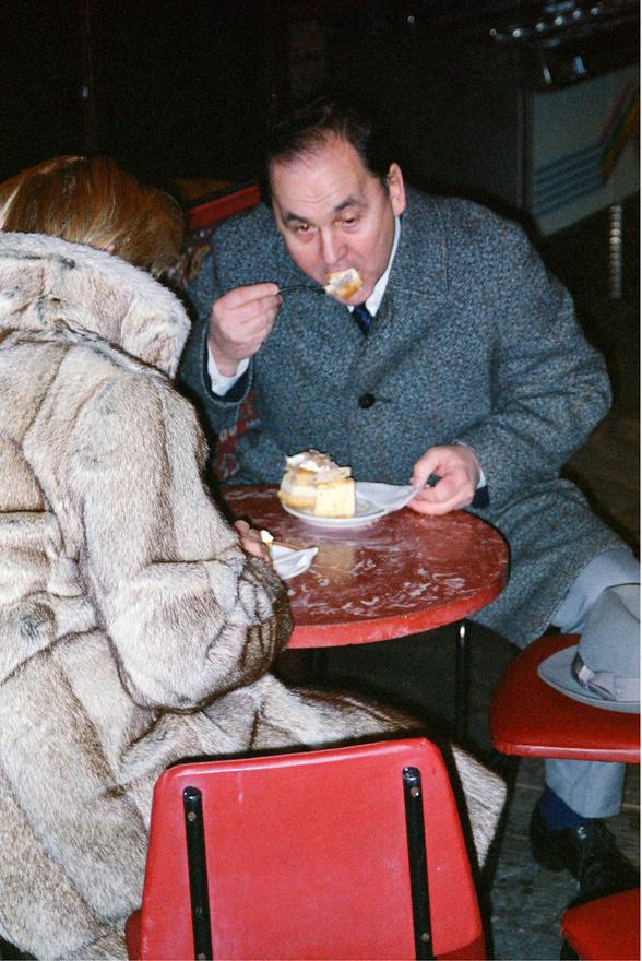 Budapest, 1991
