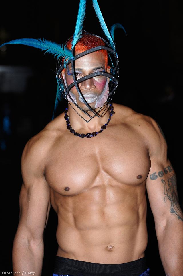 New York-i divathét: Adrian Alicea, 2013. tavasz-nyár