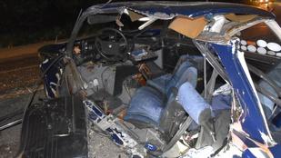 Részegen okozott halálos balesetet egy Opel sofőrje Ajkánál