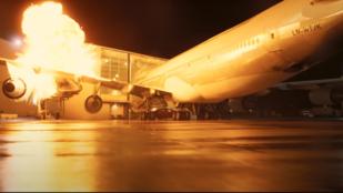Christopher Nolan egy igazi 747-est robbantott fel új filmjében